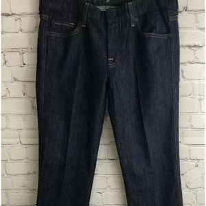 7 Seven for all Mankind A Pocket dark flare jeans